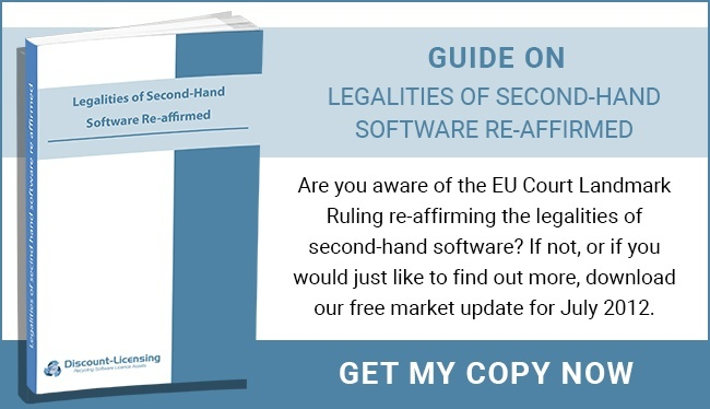 A Guide To Second-Hand Software - Large CTA