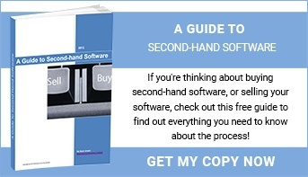 A Guide To Second-Hand Software